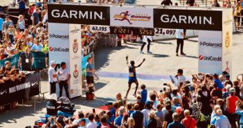 Recupero post maratona, i consigli di Gianmarco Pitteri
