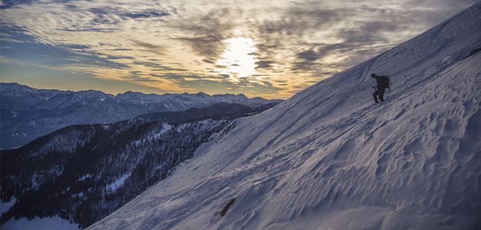 saturazione sangue sci alpinismo