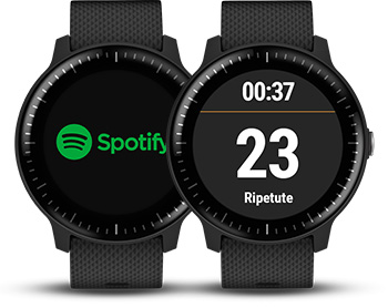 smartwatch per esercizi tabata training