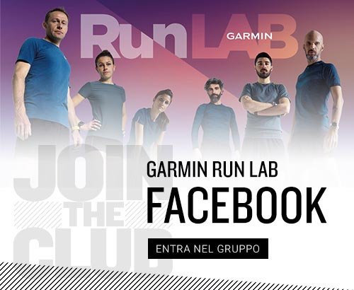 Garmin Run Lab