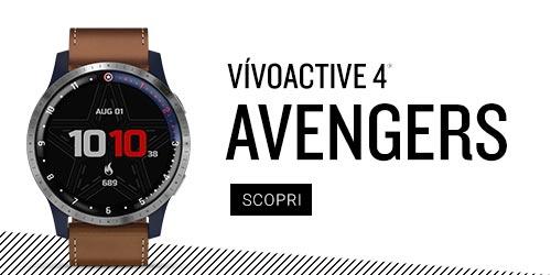 vivoactive 4 legacy hero