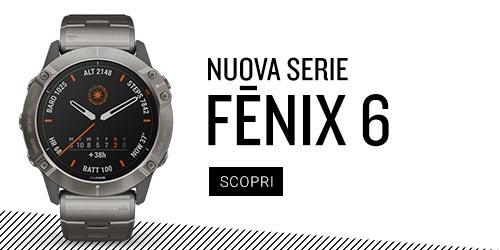 fenix 6 smartwatch multisport