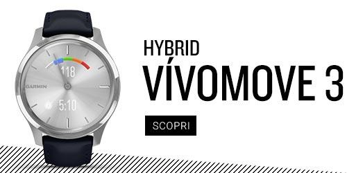 vivomove 3 smartwatch ibrido