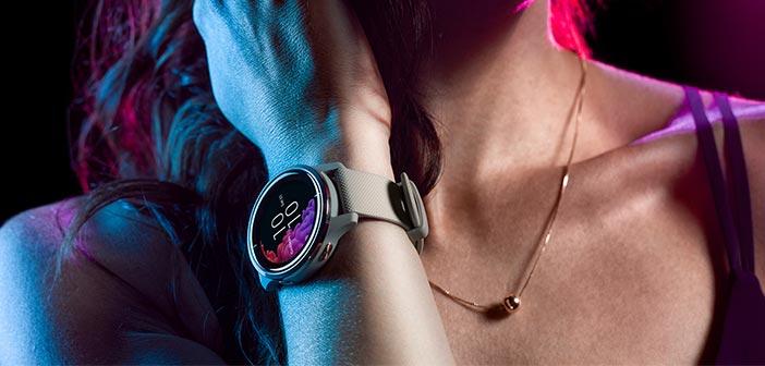 venu amoled display smartwatch