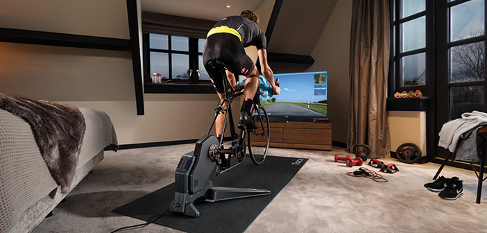 indoor trainer smart interattivi