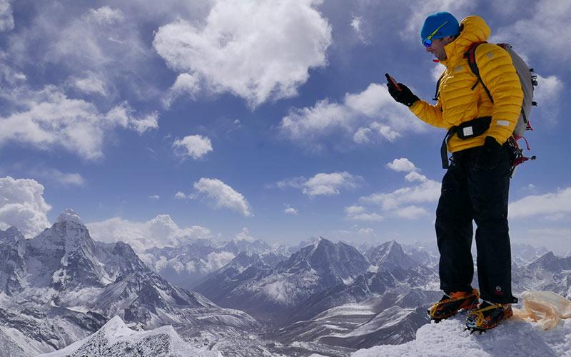 abbigliamento alpinismo invernale