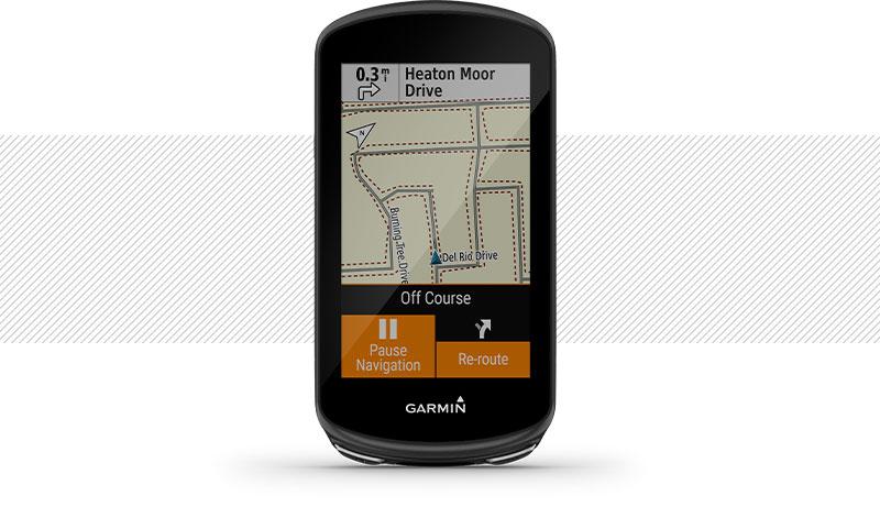 garmin edge 1030 plus navigazione