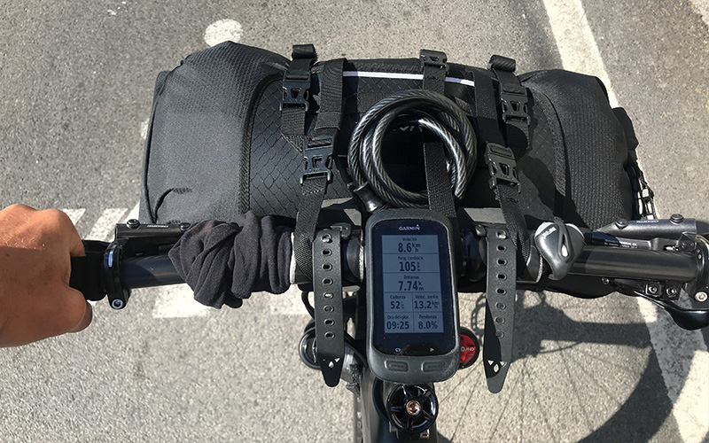 bikepacking garmin beat yesterday