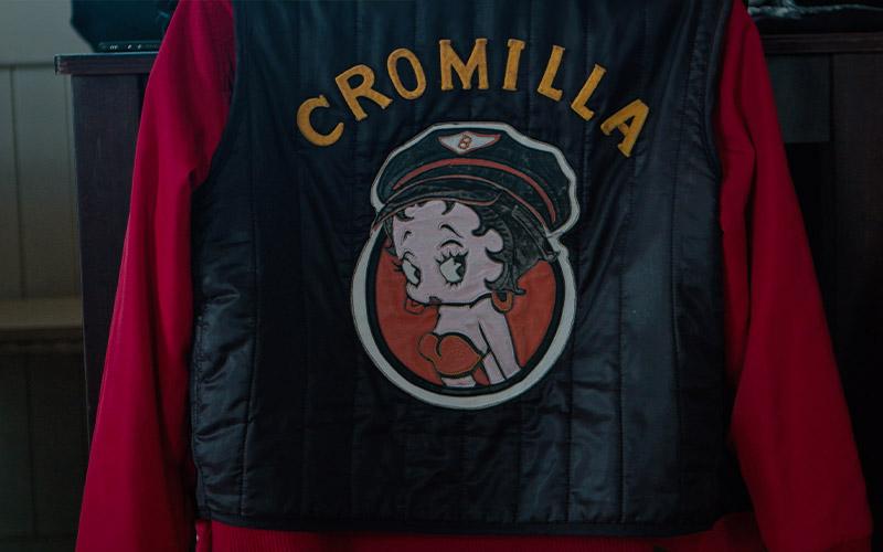 giacca pelle moto