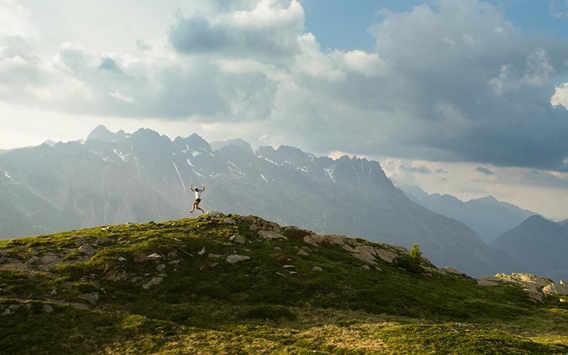 benefici della corsa in montagna