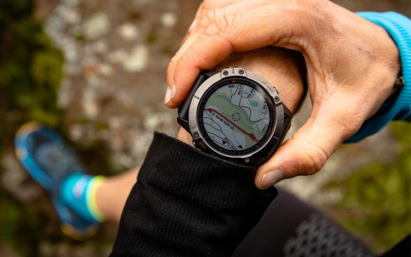 guida corsa in montagna