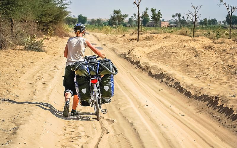 attrezzatura per bikepacking e cicloturismo
